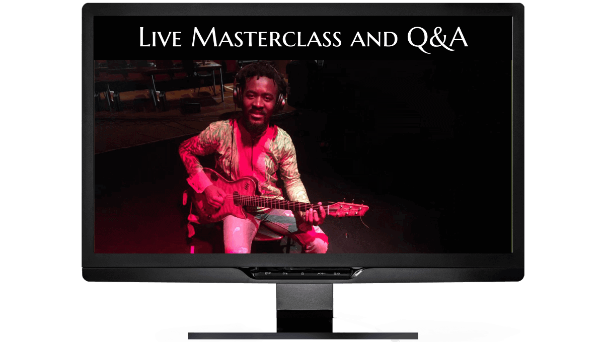 Live Masterclass and Q&A