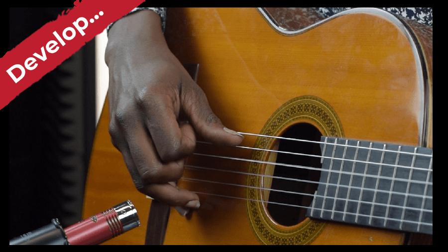 Develop African Fingerstyle Guitar Skills
