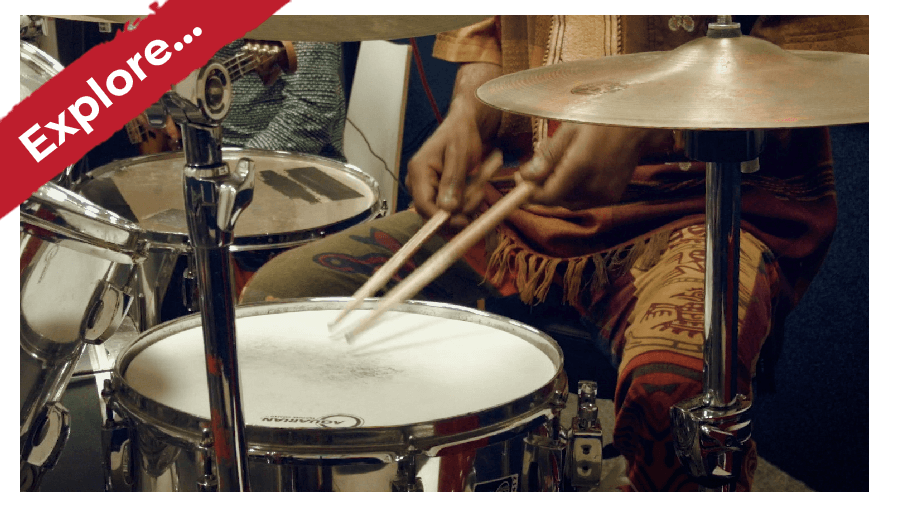 African Drum Kit Rhythms Online