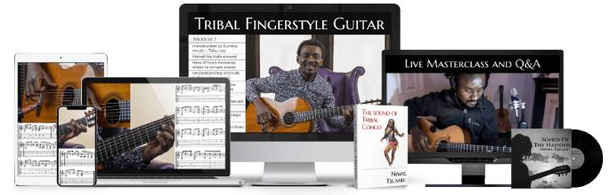 Learn Tribal Fingerstyle Guitar