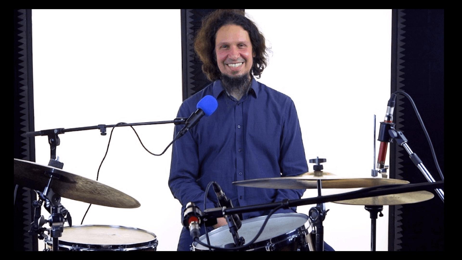 Learn Brazilian Drum Kit Online