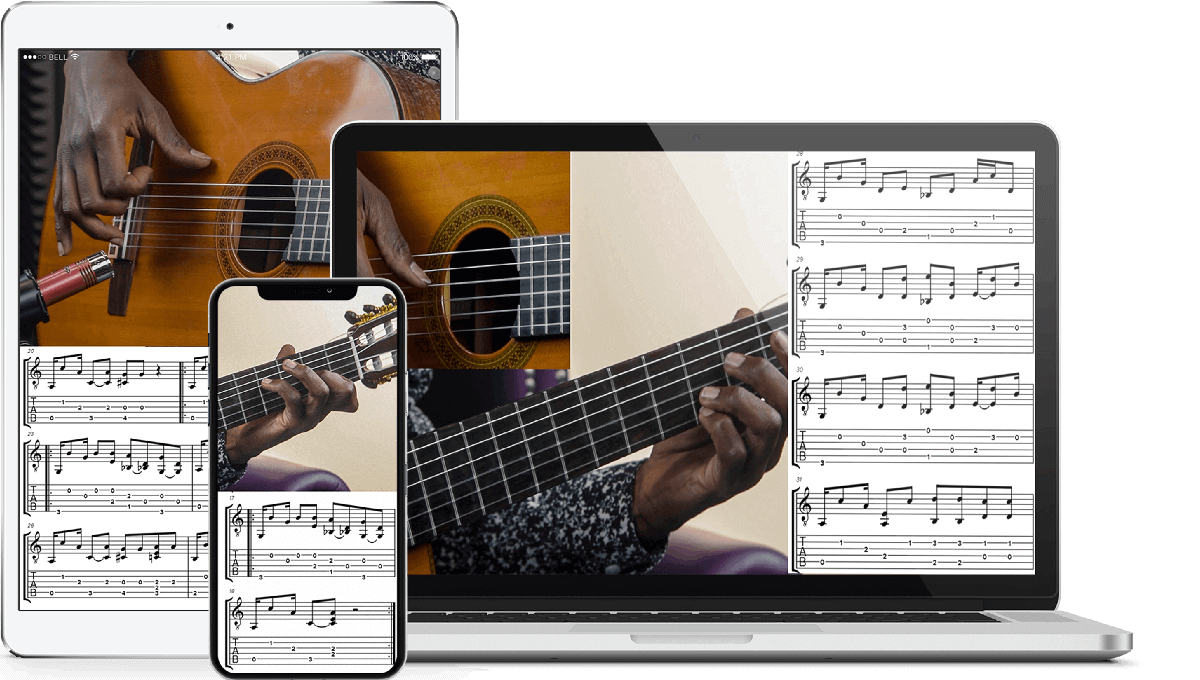 Learn African Fingerstyle Guitar
