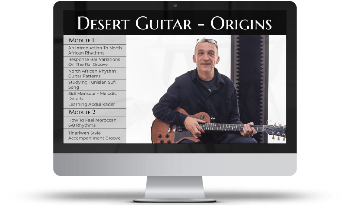Learn Saharan Guitar