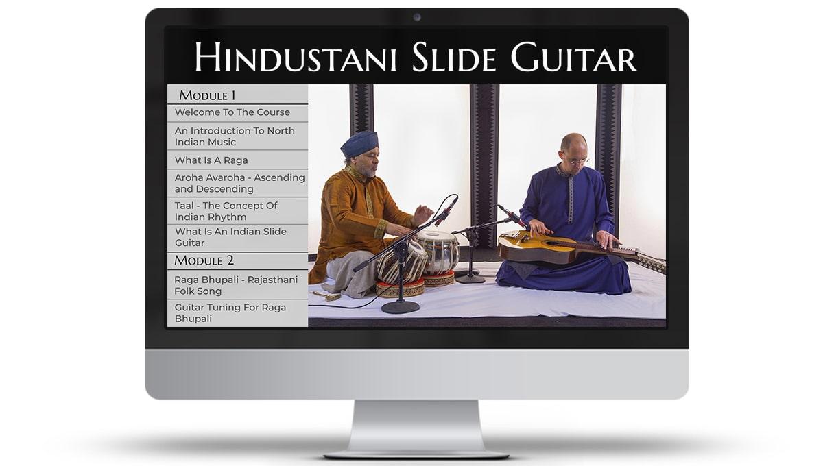 Tribal Fingerstyle Guitar Online