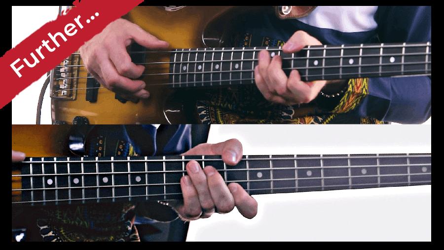 Play African Bass Guitar