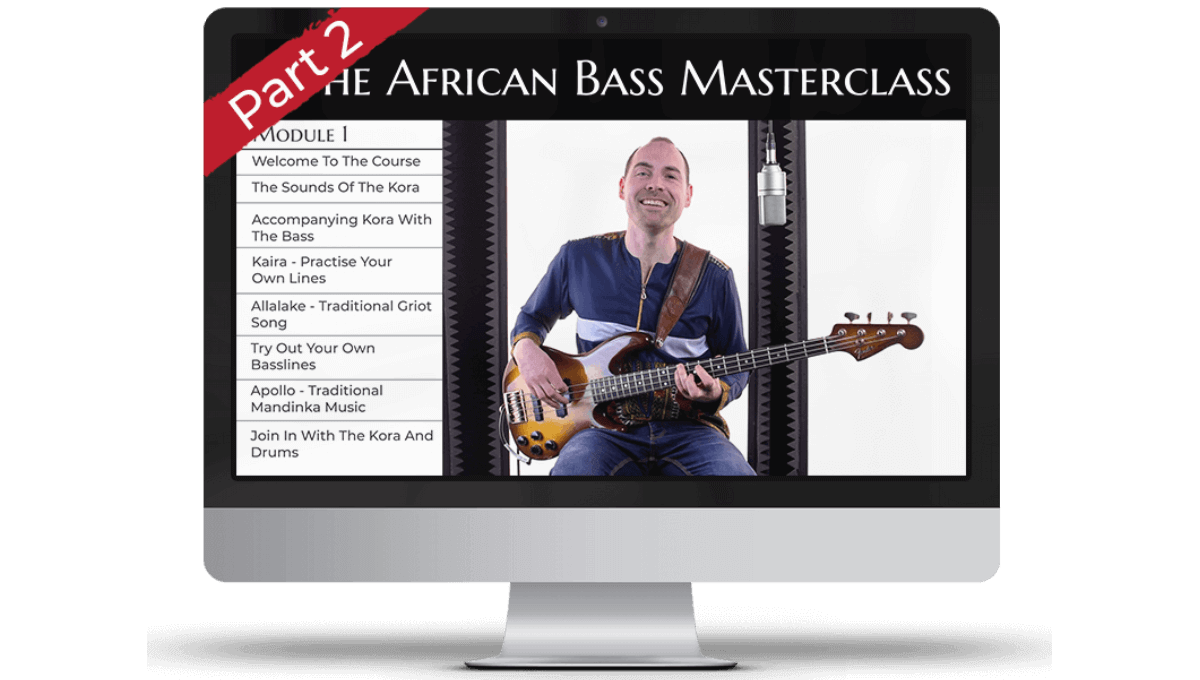 African Bass Lessons
