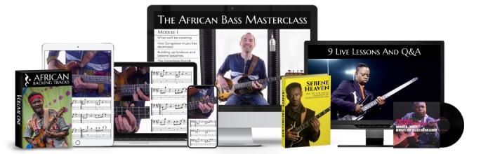 The African Bass Masterclass