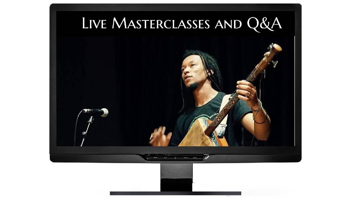 Desert Blues Guitar Lessons