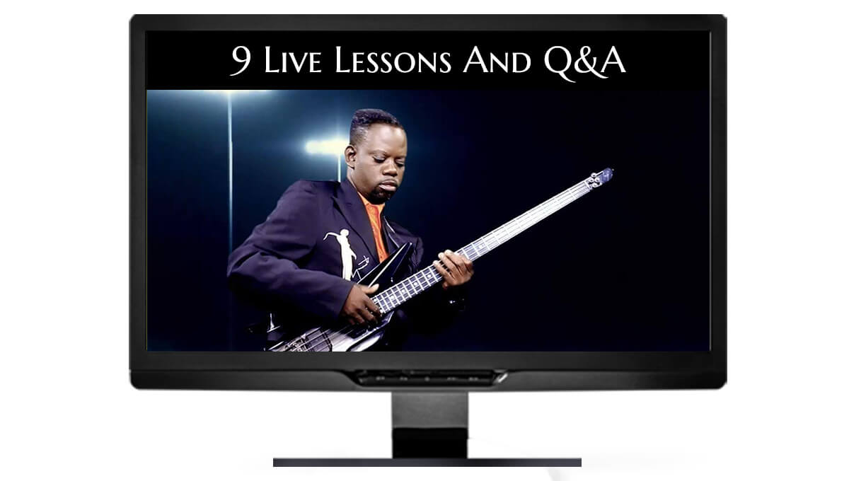 African Bass Guitar With Live Masterclass And Q&A